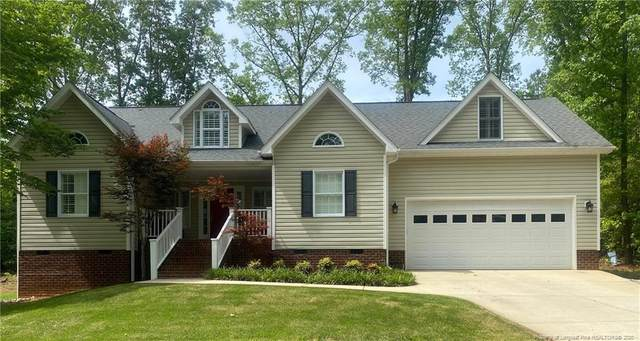 784 Cashmere Court, Sanford, NC 27332 (MLS #628902) :: Weichert Realtors, On-Site Associates