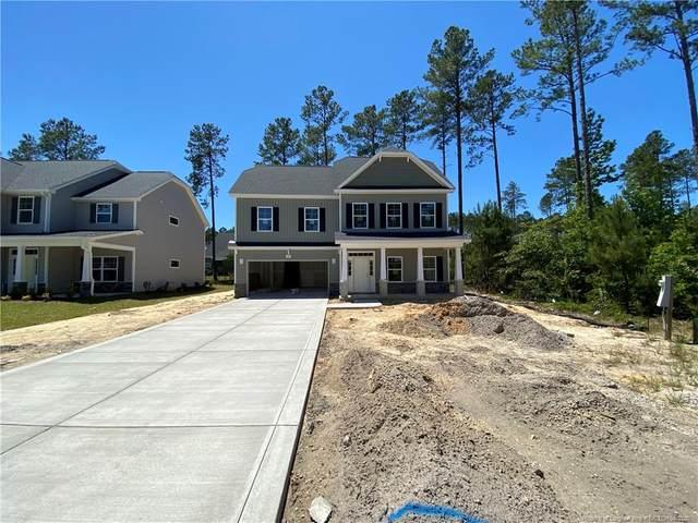 71 Pinnacle Drive, Spring Lake, NC 28390 (MLS #629977) :: Weichert Realtors, On-Site Associates