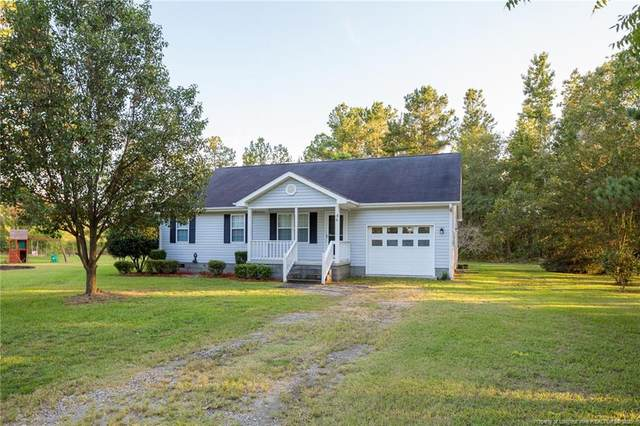 96 Conley Drive, Shannon, NC 28386 (MLS #630453) :: Moving Forward Real Estate