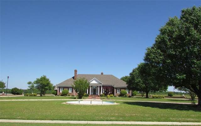 618 Leroy Autry Rd. Road, Autryville, NC 28381 (MLS #630485) :: On Point Realty