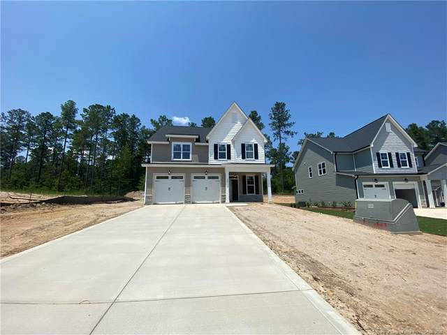 503 Falls Creek Drive, Spring Lake, NC 28390 (MLS #632242) :: The Signature Group Realty Team