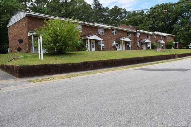 1619 Newark Avenue, Fayetteville, NC 28301 (MLS #632244) :: Weichert Realtors, On-Site Associates