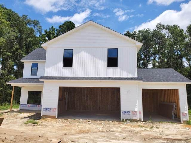 5104 Maddie Creek  (Lot 31) Lane, Fayetteville, NC 28306 (MLS #632820) :: The Signature Group Realty Team