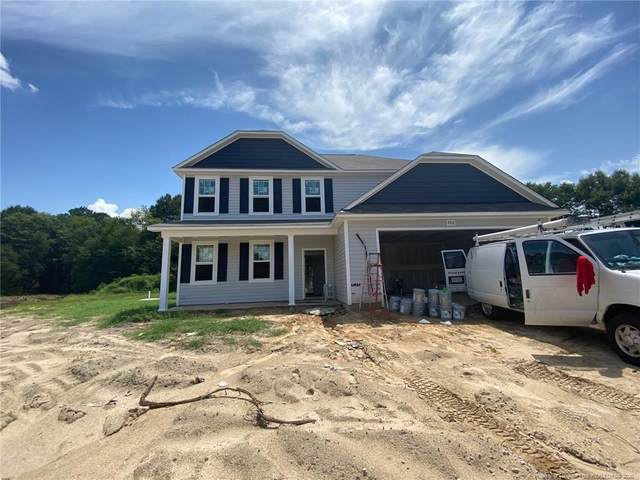 400 Jax (Lot 6) Court, Fayetteville, NC 28312 (MLS #633024) :: The Signature Group Realty Team