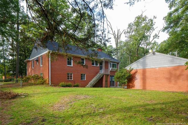 1812 Lyon Road, Fayetteville, NC 28303 (MLS #633124) :: Moving Forward Real Estate