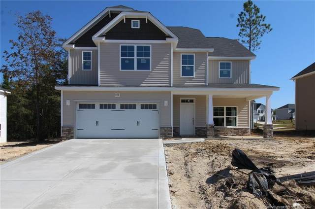 254 Old Montague (Lot 707) Way, Cameron, NC 28326 (MLS #636591) :: Premier Team of Litchfield Realty