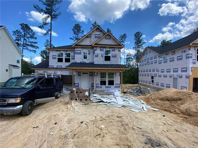 126 Falls Creek Drive, Spring Lake, NC 28390 (MLS #636625) :: The Signature Group Realty Team