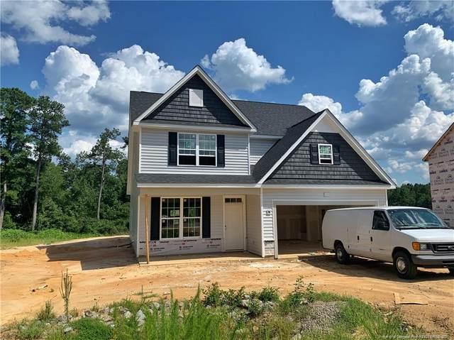 205 Forester Drive, Vass, NC 28394 (MLS #636903) :: Freedom & Family Realty