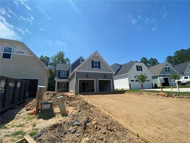 36 Spruce Hollow Circle, Spring Lake, NC 28390 (MLS #637114) :: Weichert Realtors, On-Site Associates