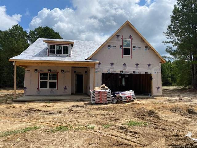 420 Kiki (Lot 11) Drive, Fayetteville, NC 28312 (MLS #637675) :: The Signature Group Realty Team