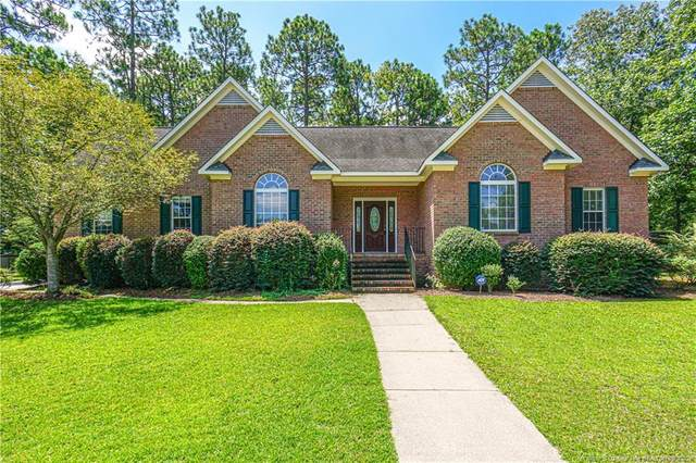 3323 Auckland Court, Fayetteville, NC 28306 (MLS #637683) :: Freedom & Family Realty
