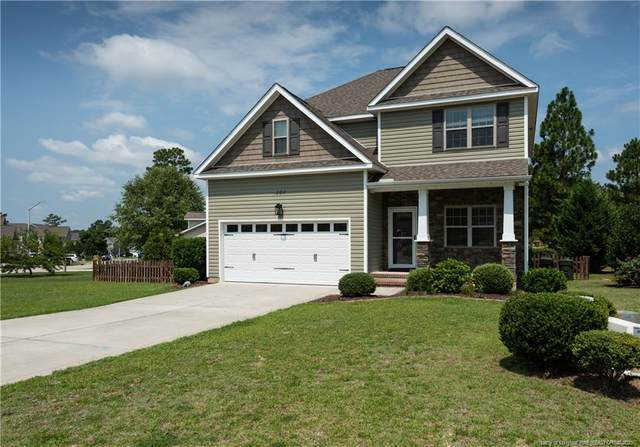 101 Lightwater Court, Aberdeen, NC 28315 (MLS #638126) :: The Signature Group Realty Team