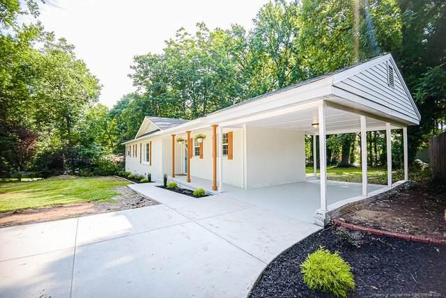 904 Evans Drive, Sanford, NC 27330 (MLS #638250) :: Moving Forward Real Estate