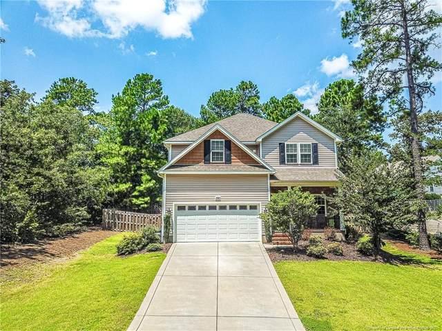 290 Adams Circle, Pinehurst, NC 28374 (MLS #638491) :: Freedom & Family Realty