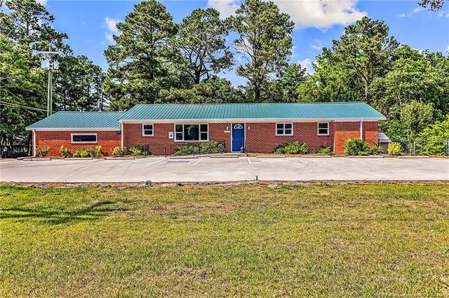 5318 Raeford Road, Fayetteville, NC 28304 (MLS #638498) :: Freedom & Family Realty