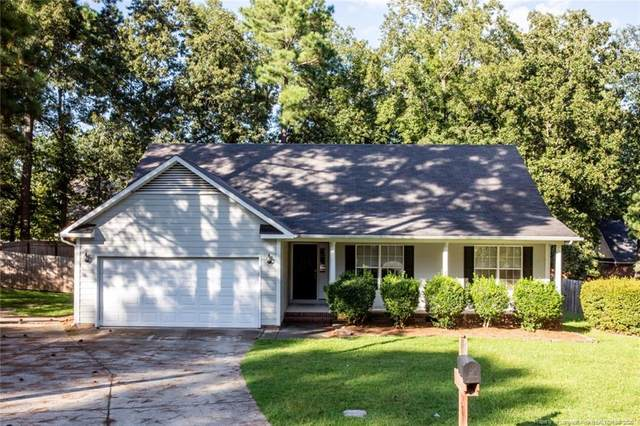 2905 Wycliffe Court, Fayetteville, NC 28306 (MLS #638613) :: Freedom & Family Realty