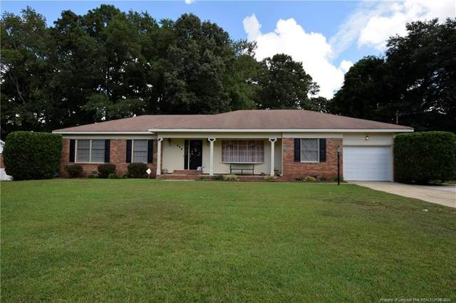 493 Lennox Drive, Fayetteville, NC 28303 (MLS #638684) :: Freedom & Family Realty