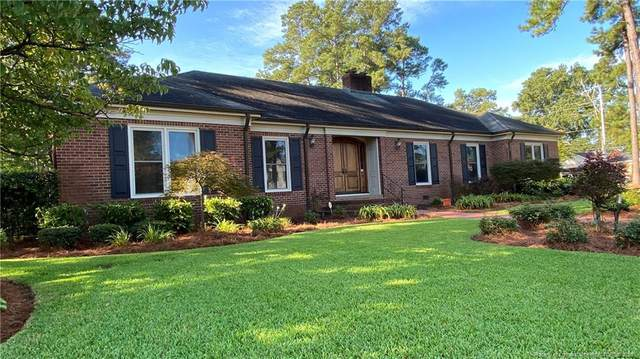 207 W 32nd Street, Lumberton, NC 28358 (MLS #639853) :: On Point Realty