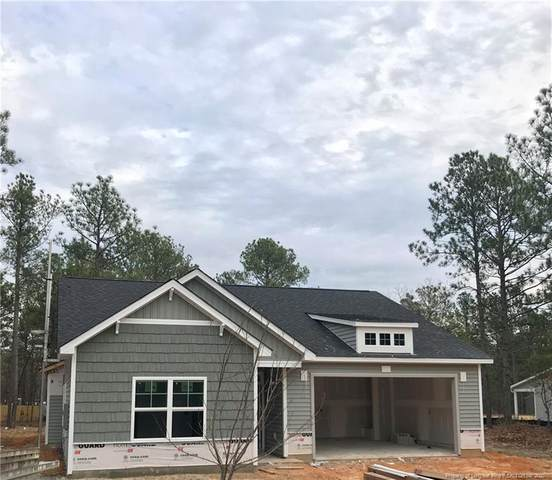 325 Pine Laurel Drive, Carthage, NC 28327 (MLS #642442) :: On Point Realty