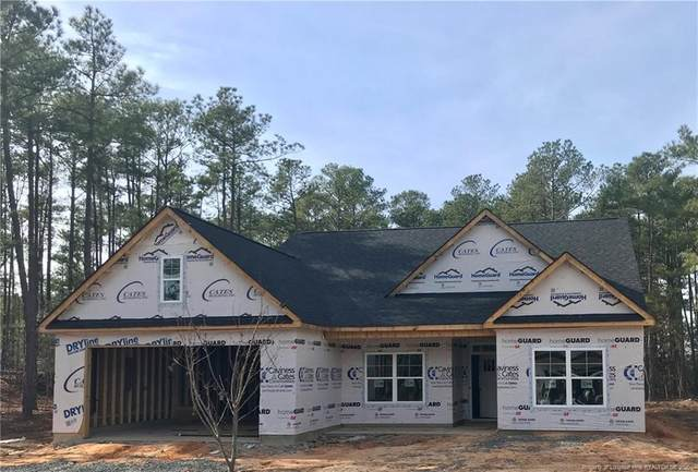 320 Pine Laurel Drive, Carthage, NC 28327 (MLS #642825) :: The Signature Group Realty Team