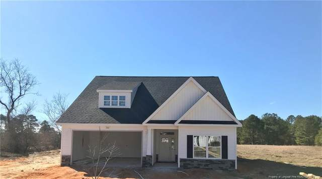 340 Pine Laurel Drive, Carthage, NC 28327 (MLS #642833) :: The Signature Group Realty Team