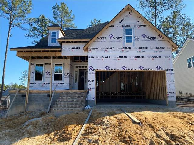 171 School Side Drive, Spring Lake, NC 28390 (MLS #646181) :: Freedom & Family Realty