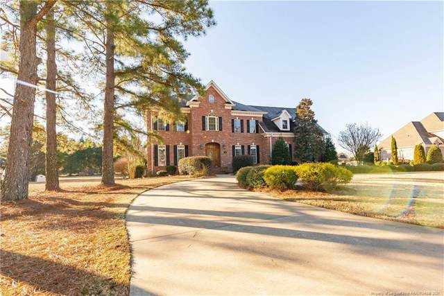 1207 Wild Pine Drive, Fayetteville, NC 28312 (MLS #648422) :: Freedom & Family Realty