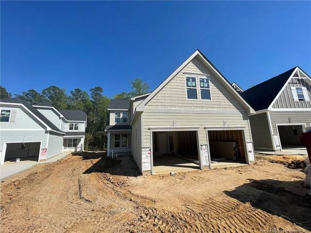 80 Spruce Hollow Circle, Spring Lake, NC 28390 (MLS #652511) :: Freedom & Family Realty