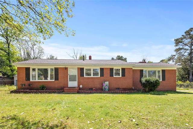 5311 Birch Road, Fayetteville, NC 28304 (MLS #653787) :: Freedom & Family Realty