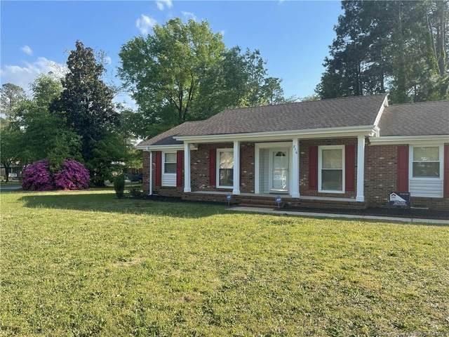 216 Haverhill Drive, Fayetteville, NC 28314 (MLS #653968) :: The Signature Group Realty Team