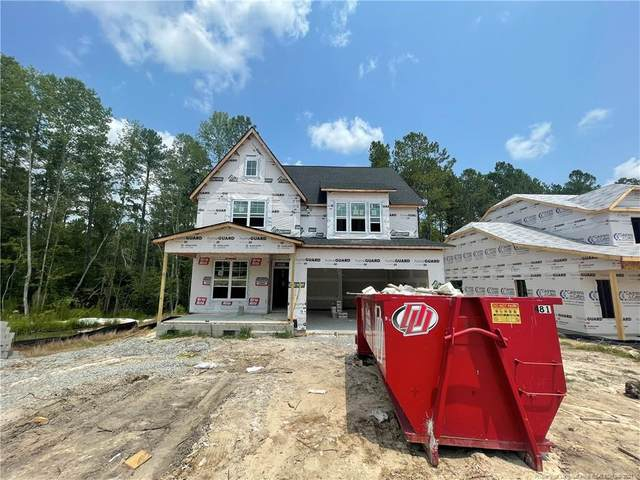 111 Kensington Drive, Spring Lake, NC 28390 (MLS #654001) :: Moving Forward Real Estate