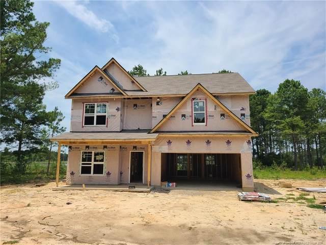 405 Shelton Beard Road, Stedman, NC 28391 (MLS #654831) :: Towering Pines Real Estate