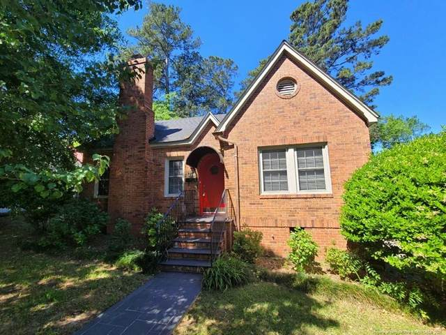 605 Huske Street, Fayetteville, NC 28305 (MLS #654855) :: Towering Pines Real Estate