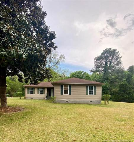 415 Dowd Street, Carthage, NC 28327 (MLS #656170) :: Towering Pines Real Estate
