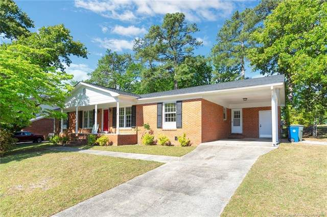 411 Lotus Drive, Fayetteville, NC 28303 (MLS #656279) :: The Signature Group Realty Team