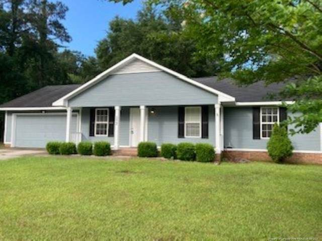 572 Woodwind Drive, Spring Lake, NC 28390 (MLS #657428) :: On Point Realty