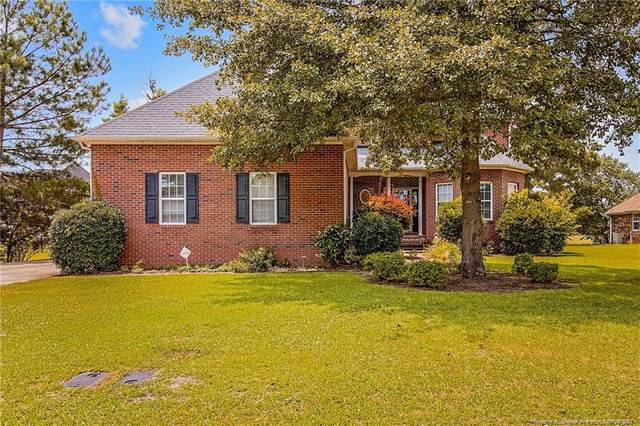 4712 Bent Grass Drive, Fayetteville, NC 28312 (MLS #659690) :: Moving Forward Real Estate