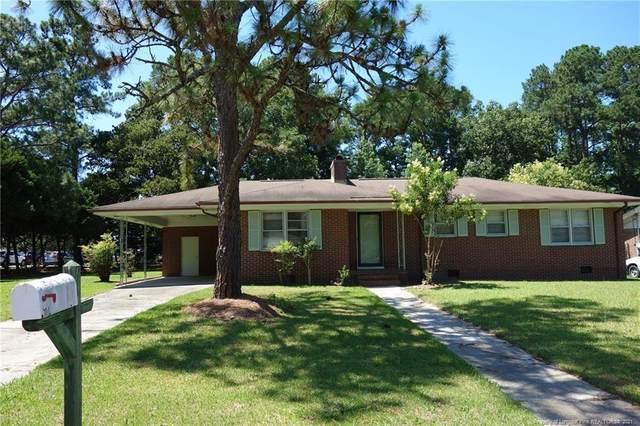 101 Fuller Avenue, Lumberton, NC 28358 (MLS #659952) :: Towering Pines Real Estate