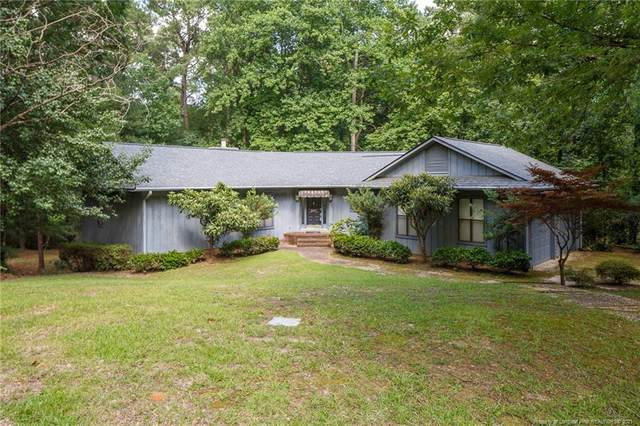 423 Brightwood Drive, Fayetteville, NC 28303 (MLS #661314) :: The Signature Group Realty Team