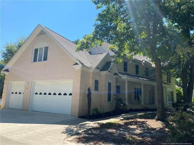 433 Foxwood Drive, Hope Mills, NC 28348 (MLS #661720) :: Moving Forward Real Estate