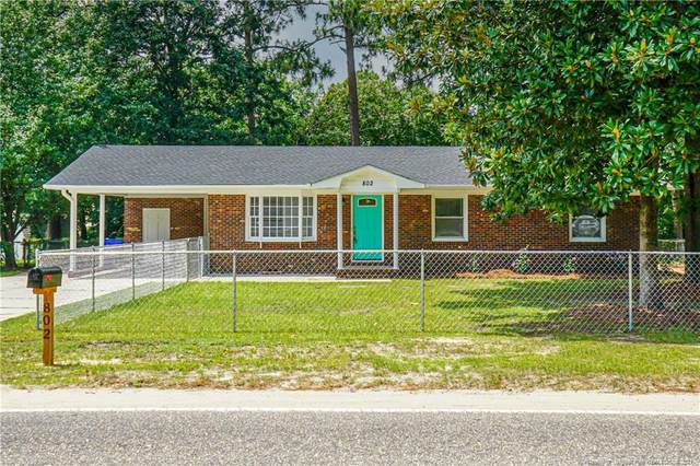802 Roxie Avenue, Fayetteville, NC 28304 (#662010) :: The Blackwell Group