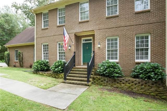 706 Essex Court, Sanford, NC 27332 (MLS #662369) :: Moving Forward Real Estate