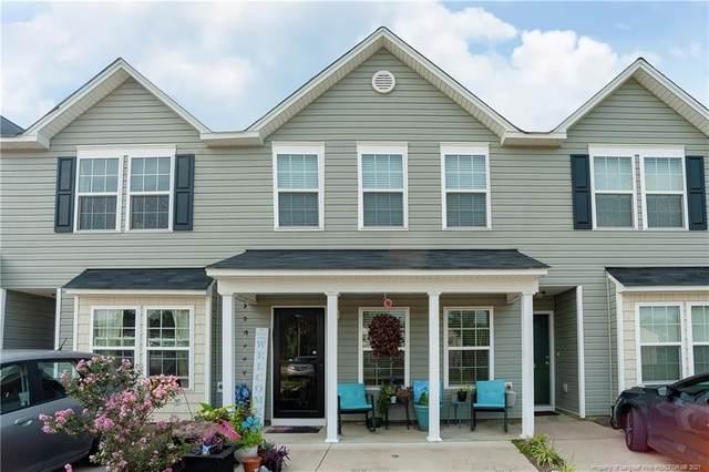 506 Directive Drive, Hope Mills, NC 28348 (MLS #662537) :: Towering Pines Real Estate