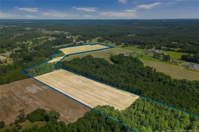 Bethel Baptist Road, Spring Lake, NC 28390 (MLS #663183) :: RE/MAX Southern Properties