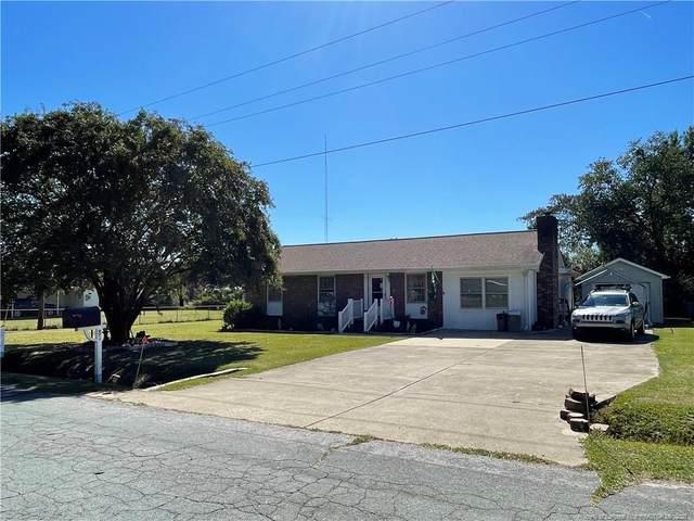 81 Lakeview Drive, Spring Lake, NC 28390 (MLS #663268) :: RE/MAX Southern Properties