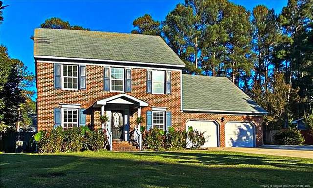 2005 Penrose Drive, Fayetteville, NC 28304 (MLS #666990) :: RE/MAX Southern Properties
