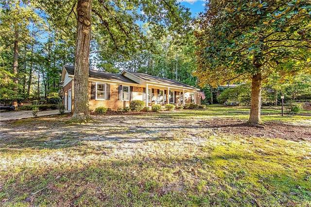 336 Oberlin Court, Fayetteville, NC 28303 (MLS #668263) :: Freedom & Family Realty