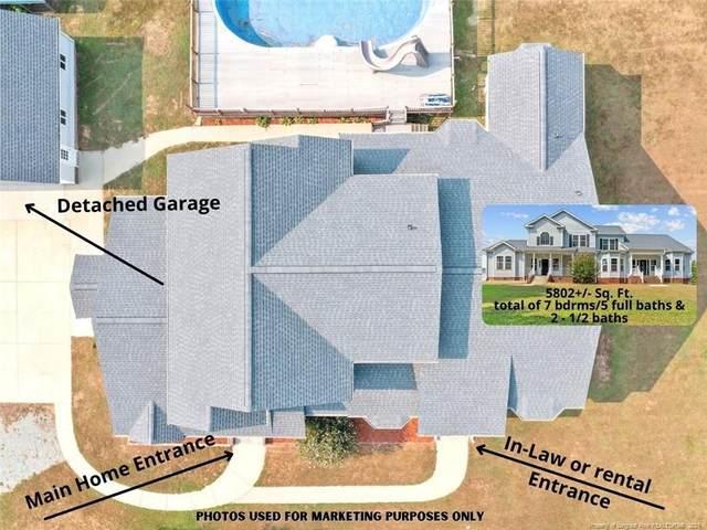 61 Spring Meadow Court, Coats, NC 27521 (#668397) :: Steve Gunter Team