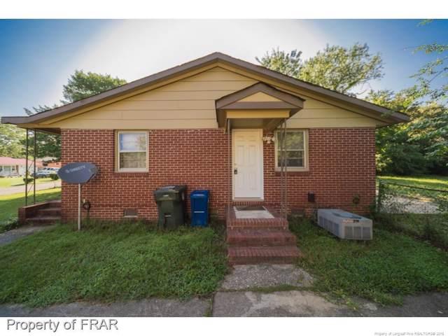 6013 Dahlgren Avenue, Fayetteville, NC 28314 (MLS #543997) :: The Rockel Group