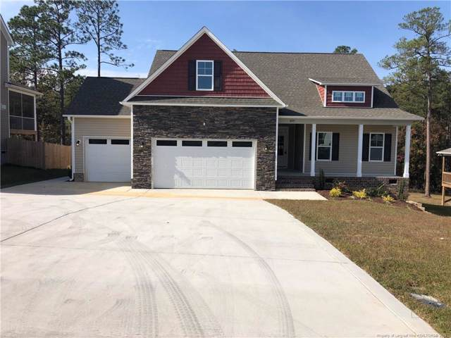 3729 Glencourse Way, Fayetteville, NC 28311 (MLS #554578) :: The Rockel Group